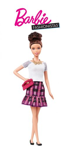Barbie Fashionistas are inspiring girls to Be Super [ad] ==