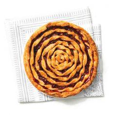 Pinwheel Cherry Pie Recipe