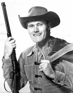 The Rifleman. Chuck Connors!