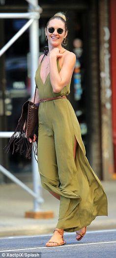 cb67d2094cb Victoria s Secret Angel Candice Swanepoel