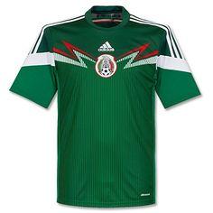 Camiseta de México 2014 Local