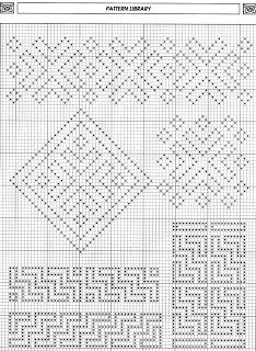 ♥ My Cross Stitch Graphics ♥: Celtics Blackwork Embroidery, Cross Stitch Embroidery, Embroidery Patterns, Cross Stitch Patterns, Crochet Patterns, Maori Patterns, Charts And Graphs, Tapestry Crochet, Knitting Charts