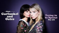 Garfunkel and Oates (Riki Lindhome & Kate Micucci) have had a TV series, a web series, 4 albums, multiple concert tours, music videos and more... But they've never had a comedy special. So Riki and Kate decide to host a live fundraiser in Seattle- complete with songs, stories, and surprises- all in the hopes of raising enough money to make their own comedy special.  Featuring behind-the-scenes and a brand new music video.