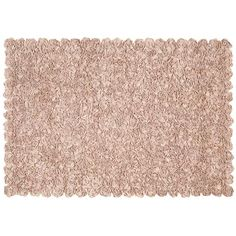 The Land of Nod | Kids Rugs: Pink Appliqued Rose Rug in All Rugs... PERFECT for a little girl's room!