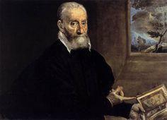 El Greco - Retrato de Giulio Clovio (1571-72)