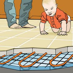 Radiant Floor Heating: Wrong Choice for Green Homes?, Radiant-Floor Heating: When It Does—and Doesn't—Make Sense, Polished Concrete Outshines Other Flooring Options, Cement and Concrete: Environmental Considerations, News, Blogs, and more!