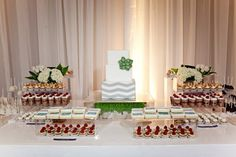 dessert bars for weddings | ... California vendors contributed to Melissa and Jason's wedding
