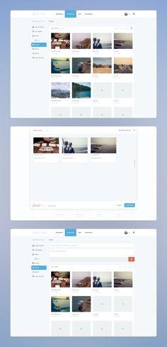 Photo & Video Page Attachment #dashboard