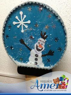 #envoltura #olaf #navidad en: www.regalosamer.com.mx #CDMX 55246977