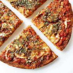 """1,068 Me gusta, 37 comentarios - Florencia Dafne Raele (@beautyfreak.room) en Instagram: """"😍🐰PIZZA CON BASE DE ZANAHORIA🐰😍 🔸Necesitas: (Para 2 personas: o sea 1/2 pizza por persona) 🔻2…"""""""