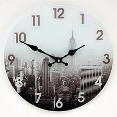 new york clock, really wanna turn my room into new york themed;)