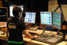 http://www.964eagle.co.uk Radio Studio