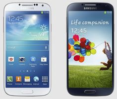Samsung Galaxy S 4 official: 5-inch 1080p display, Octa-core Exynos chip and 13MP camera