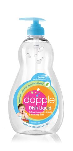 SafeMama Review: Dapple Dish Liquid