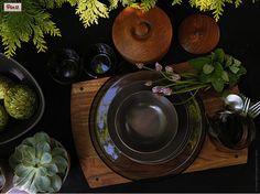 Rustic table setting for autumn © PHOTO: IKEA livet hemma