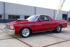 Chevrolet El Camino big block 468CI (7,7L) V8 – 1979