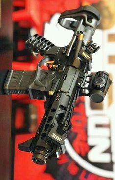 The Definitive Ultimate Rifles WIKI Resource & Guide Weapons Guns, Airsoft Guns, Guns And Ammo, Ar15 Pistol, Custom Guns, Military Guns, Assault Rifle, Cool Guns, Firearms
