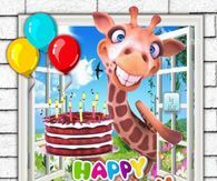 Animated Bear Happy Birthday Image Pictures, Photos, and Images for Facebook, Tumblr, Pinterest, and Twitter Giraffe Happy Birthday, Happy Birthday Mickey Mouse, Happy Birthday My Friend, Happy Birthday Art, Birthday Quotes, Birthday Greetings, Happy Birthday Bouquet, Birthday Cake Gif, Happy Birthday Cake Pictures