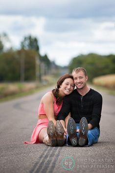 Ashley and Justen Baldwin Wisconsin Farm