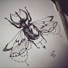 """Résultat de recherche d'images pour """"tatouage scarabée"""""""