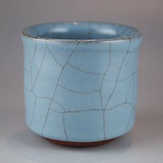 Sake cup by National Living Treasure of Japan, Hiroshi NAKAJIMA (1941~)
