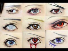 "Anime Eye 1 to 100 (`・ω・´)""☆"