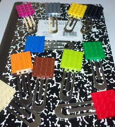#Lego Bookmark