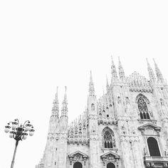 Duomo di Milano #milano #duomo #architecture #sky #landscape #panorama #paesaggio #studying #architettura #italian_trips #igersmilano #igersitalia