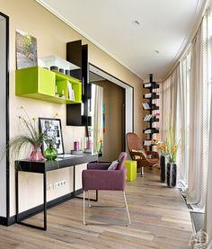 Двухкомнатная квартира в Москве: интерьеры от Юлии Косовой и Марины Корельской | Admagazine | AD Magazine