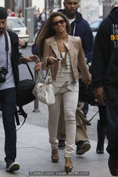 Beyonce Knowles on a sightseeing trip in the German capital Beyonce Knowles photo