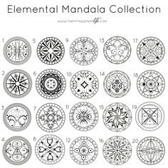 Find Out What's Your Mandala Match: The Journey To Self-Discovery, Discover and enlighten your inner voice through the practice of mandala meditation. Mandala Meditation, Mandala Oriental, Mandala Meaning, Mandala Symbols, Tattoo Henna, Tattoo Thigh, Creation Art, Under Your Spell, Zentangle Patterns