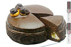 Reteta Tort profiterol - Adygio Kitchen #adygio #profiteroles