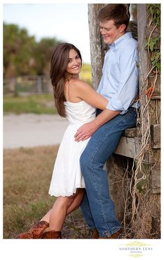 Engagement photos by Southern Lens