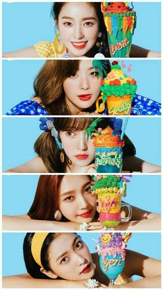 Red Velvet Summer Magic wallpaper for full display smartphone Red Velvet アイリーン, Wendy Red Velvet, Red Velvet Seulgi, Red Velvet Irene, Good Girl, Kpop Girl Groups, Kpop Girls, Velvet Wallpaper, Rv Wallpaper