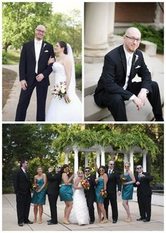 Spotlight On: Unique Optique — Rocking Glasses On Your Wedding Day » Heart of Frederick   Magnolia Street Photography