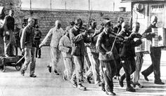 The Mauthausen- Gusen Concentration Camp lies just North of Linz, in Austria. It was one of the first large concentration camps created in Nazi Germany and