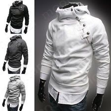 Winter Fashion Men's Warm Thicked Hoodie Hoody Jackets Coat Outwear Fitted Tops