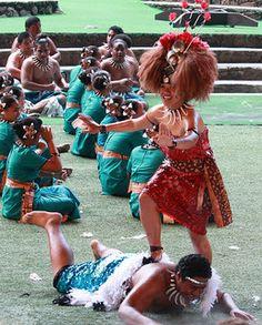 Samoan Dance.