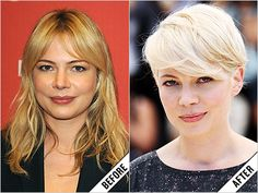 15 Stars Who Chopped Off Their Hair - Daily Makeover