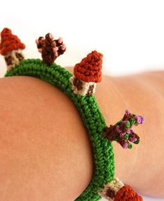 Crochet, how cute is this???.