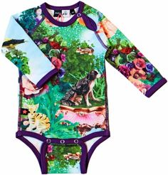 Molo Baby Girls  - Fonda Kitch Bodysuit