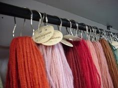 shower curtain hooks for scarf, hat & purse storage