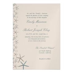 Falling Stars Parents Names Wedding Invitation Reviewtoday easy to Shops  Purchase Online - transferred directly secure and trusted checkout...