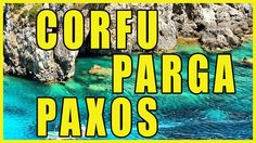 A Minicruise Between The Greek Islands Corfu - Parga - Paxos