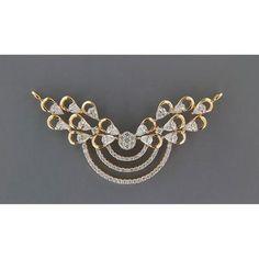 Diamond Mangalsutra, Diamond Jewellery, Diamond Rings, Pendant Set, Gold Pendant, Diamond Pendant, India Jewelry, Jewelry Art, Jewelry Design
