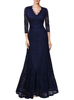 online shopping for Miusol Miusol Women's Floral Lace Sleeves Long Bridesmaid Maxi Dress from top store. See new offer for Miusol Miusol Women's Floral Lace Sleeves Long Bridesmaid Maxi Dress Maxi Bridesmaid Dresses, Prom Dresses, Long Dresses, Cocktail Vestidos, Robe Swing, Very Short Dress, Cosplay Dress, Plus Size Maxi Dresses, Party Dresses For Women
