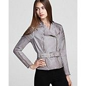 GUESS Jacket - Faux Leather Moto