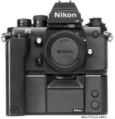 Beautiful Professional Nikon F3  Circa 1982 offered Nikons very first Autofocus Camera