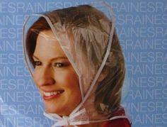 Rain Bonnet, Image Types, Rain Wear, Plastic, Band, Winter, Rain Fall, Winter Time, Sash