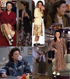 Looking for elaine style clothes for my sister's costume.